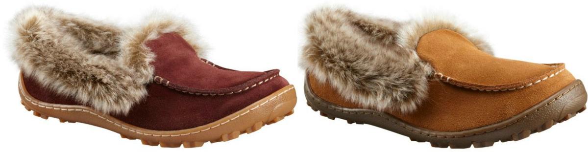Columbia Slippers