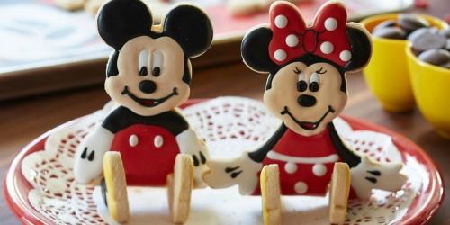 Rare Free Shipping at shopDisney = Minnie & Mickey Cookie Cutters Only $5.99 Shipped + More