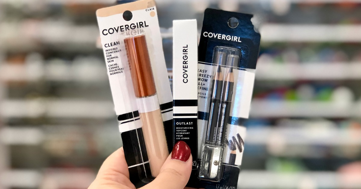 graphic relating to Covergirl Printable Coupons identify $8 Well worth of Fresh new CoverGirl Beauty Printable Discount codes + CVS