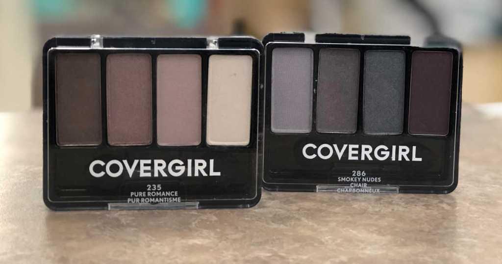 CoverGirl Eyeshadows