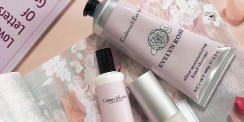 Up to 70% Off Crabtree & Evelyn Hand Care Products