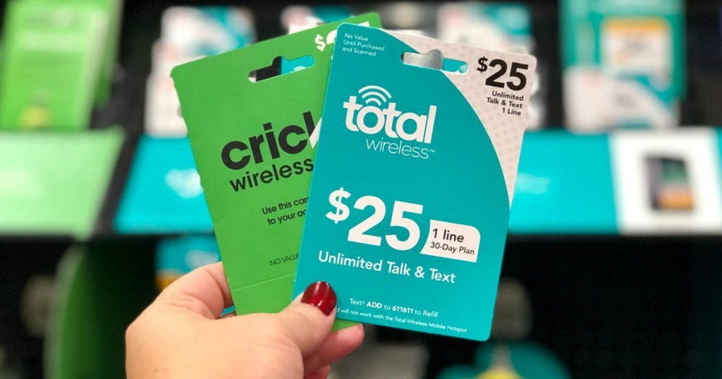 $5 Off $50 Prepaid Phone Card Purchase at Target (Tracfone