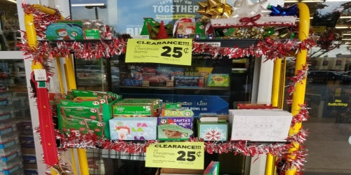 Dollar General: Christmas Items Just 25¢