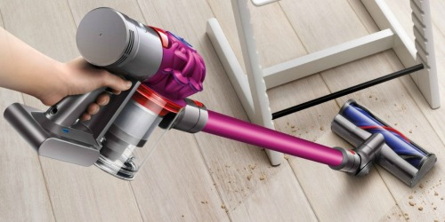 Refurbished Dyson Cordless Vacuums ONLY $135.99 Shipped + More