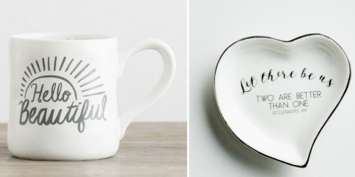 DaySpring Hand-Thrown Mug Only $2.40 (Regularly $10) + More