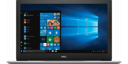 Dell Inspiron 15.6″ Touch-Screen Laptop Only $423.99 Shipped