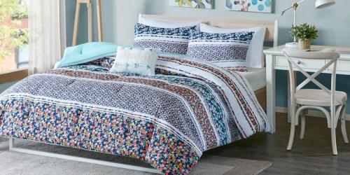 Designer Living Comforter Sets as Low as $22.99