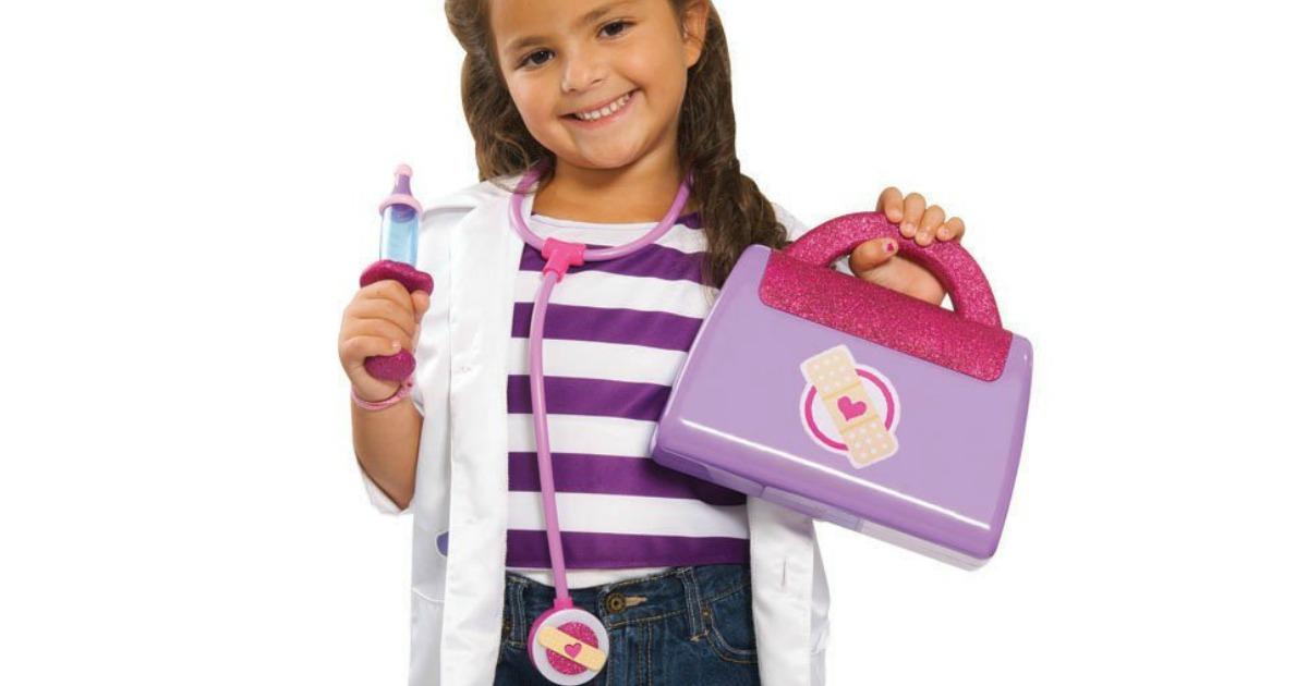 DISNEY DOC MCSTUFFINS ORIGINAL DOCTORS BAG