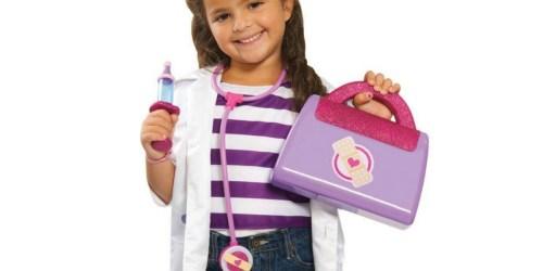 Doc McStuffins Doctor's Bag Set Just $6.58 on Amazon (Regularly $20)
