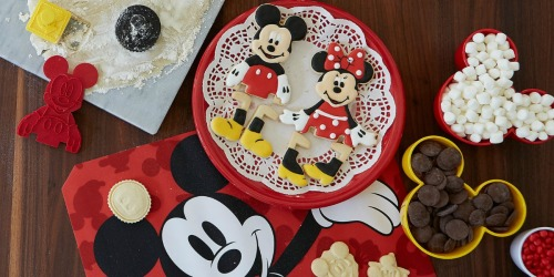 Up to 70% Off Disney Kitchen Items, Fleece Throws & More