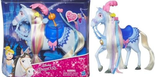 Disney Cinderella's Horse Major Set Only $6.45 (Regularly $20) – Ships w/ $25 Amazon Order