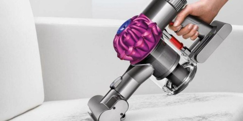 Dyson V6 Absolute Vacuum Only $179.99 Shipped at Amazon (Certified Refurbished)