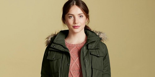 Up to 65% Off Eddie Bauer Apparel (Outerwear, Shoes & More)