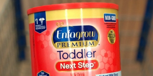 Free Enfagrow Premium Toddler Next Step 10 oz. Sample