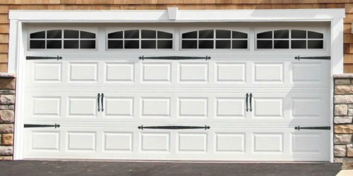 Decorative Garage Door Hardware Kit Only $19.99 Shipped (Give Your Home Instant Curb Appeal)