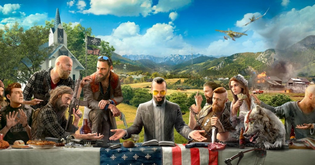 Far Cry 5 Xbox One Digital Download Only 19 80 Regularly 60 More Hip2save