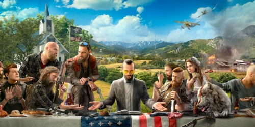 Far Cry 5 Xbox One Digital Download Only $19.80 (Regularly $60) & More