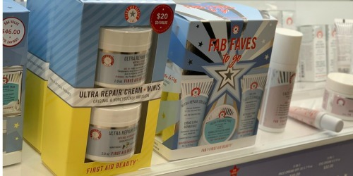 50% Off First Aid Beauty Cream & More at ULTA