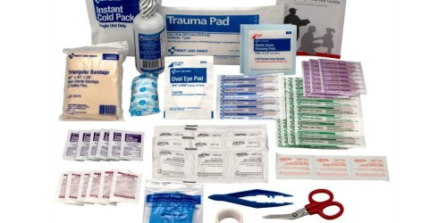 Amazon: First Aid 106-Piece Refill Kit Only $8 Shipped