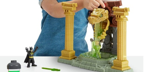 Amazon: Fisher-Price Imaginext Batman Ooze Pit Toy Only $7.95 Shipped (Regularly $26)