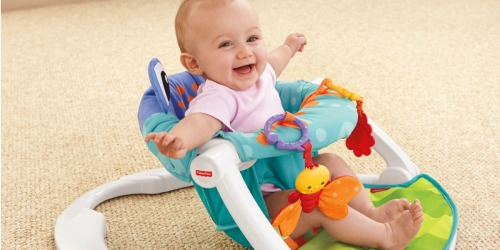 Fisher-Price Sit-Me-Up Floor Seat Only $26.49 (Regularly $40)