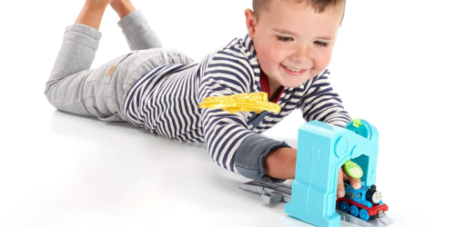 Fisher-Price Thomas & Friends Robot Thomas Only $4.06 (Regularly $13) – Ships w/ $25 Amazon Order