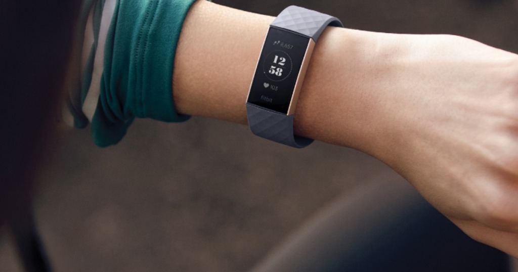 Fitbit Charge 3 Activity Tracker w/ Heart Rate Monitoring as
