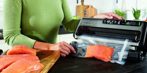 FoodSaver Refurbished Food Preservation System Only $99.99 Shipped (Regularly $210)