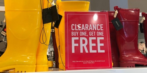 Buy 1, Get 1 Free Clearance Items at Forever 21