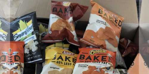Frito-Lay Baked & Popped 40-Count Variety Pack Only $10.52 Shipped at Amazon