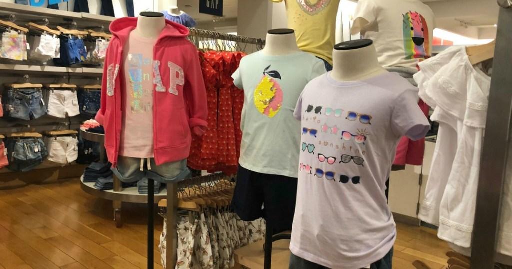 GAP Kids clothing