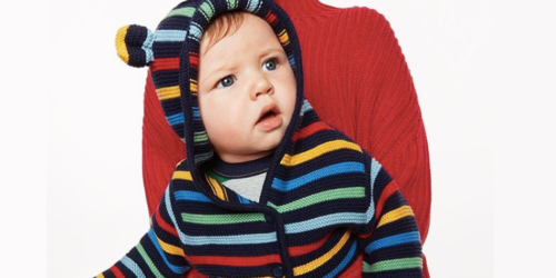 GAP Infant Sweater Only $7.49 (Regularly $35) & More