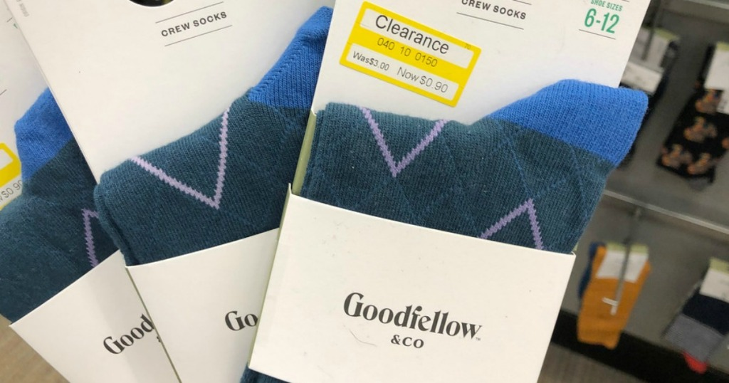 900983b1be801 Men's Socks as Low as 90¢ at Target - Hip2Save