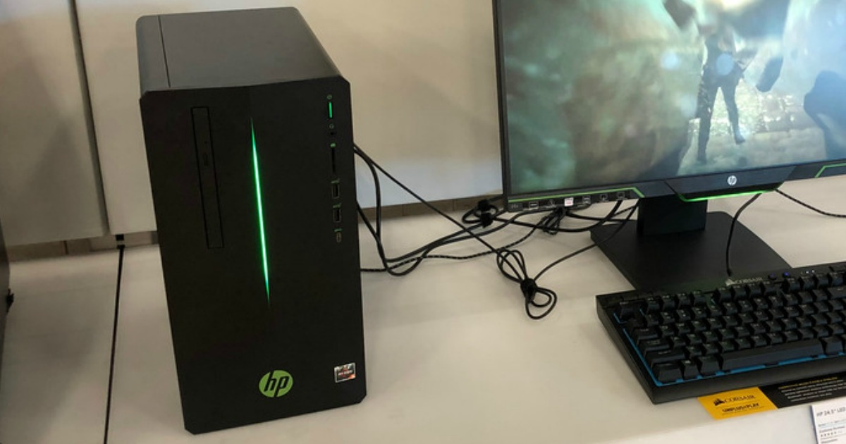 HP Pavilion Gaming Desktop Computer Only $699.99 Shipped