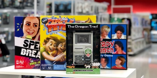 Up to 75% Off Fun Family Games at Target (Pimple Pete, The Brady Bunch & More)