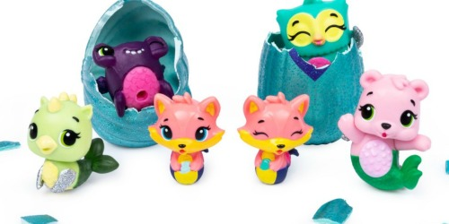 Hatchimals CollEGGtibles Mermal Magic 5-Pack Only $2.99 at Target.com