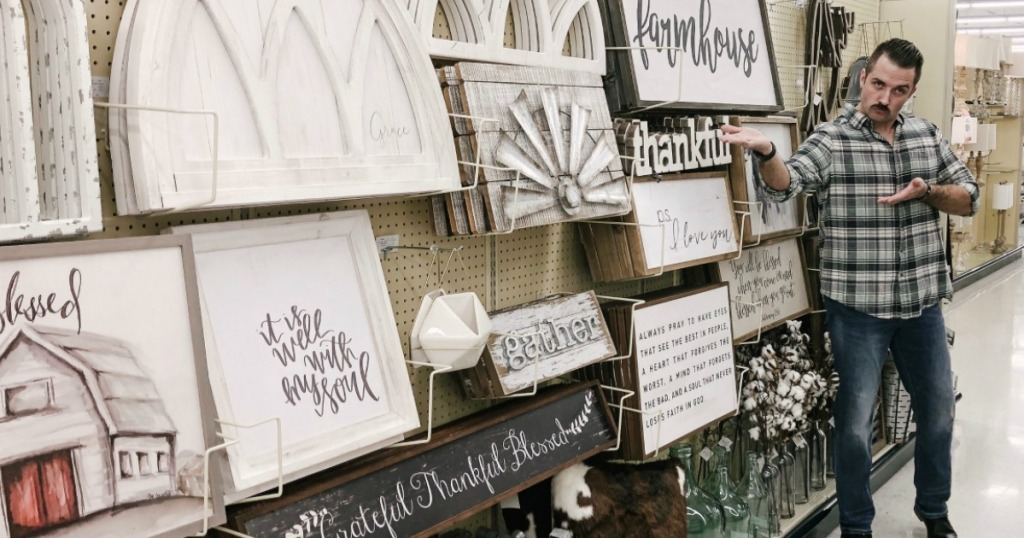 Gorgeous Trendy Decor Ideas Themes From Hobby Lobby