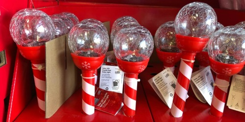 Up to 75% Off Holiday Outdoor Decor at Home Depot