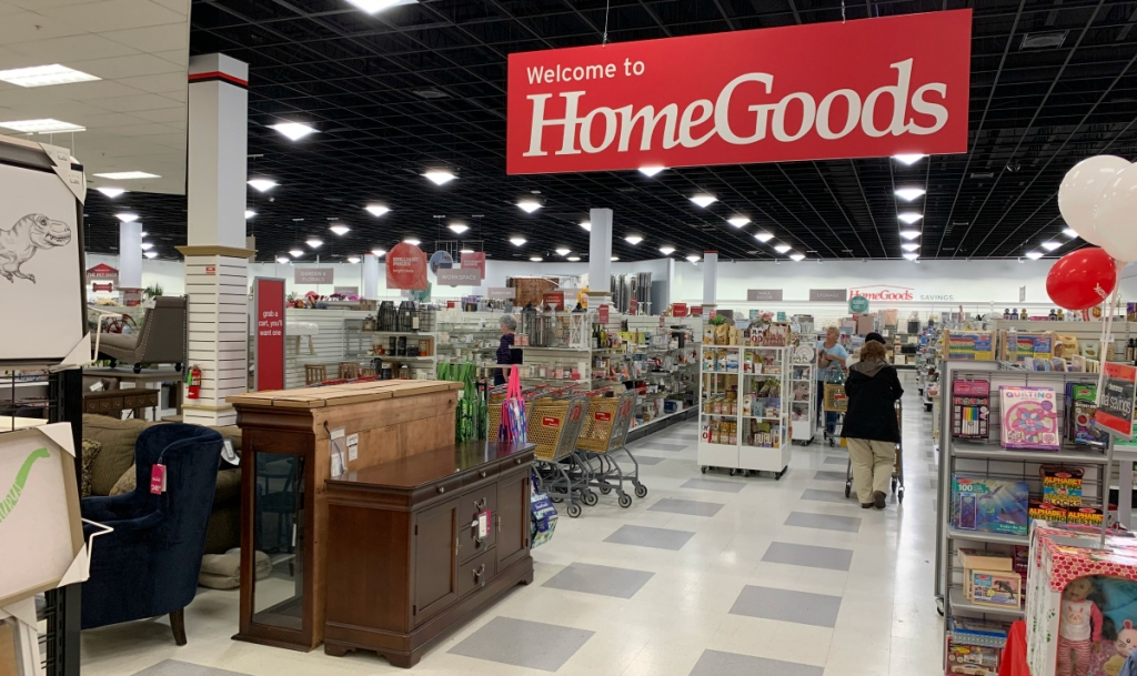 Home Goods store
