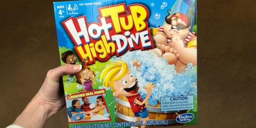 Hot Tub High Dive Game Just $3.74 (Ships w/ $25 Amazon Order)