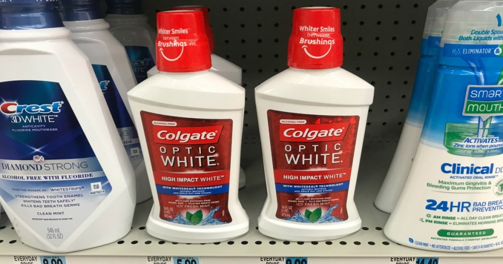 Rite Aid Colgate Mouthwash