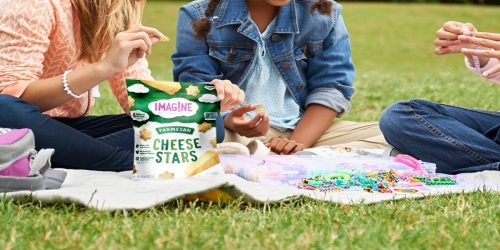Amazon: Imag!ne Variety Pack Cheese Stars 4-Pack Only $11.28 Shipped (Just $2.82 Each) & More