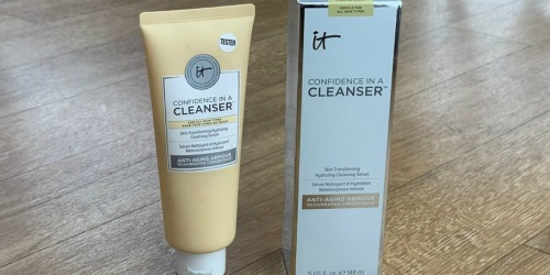 50% Off It Cosmetics Confidence in a Cleanser at ULTA & More