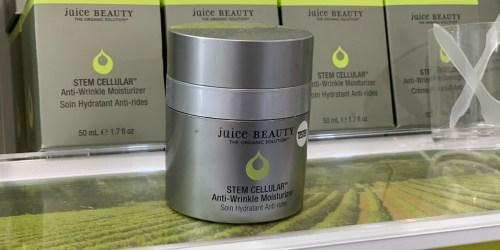 50% Off Juice Beauty Anti-Wrinkle Moisturizer at Ulta & More