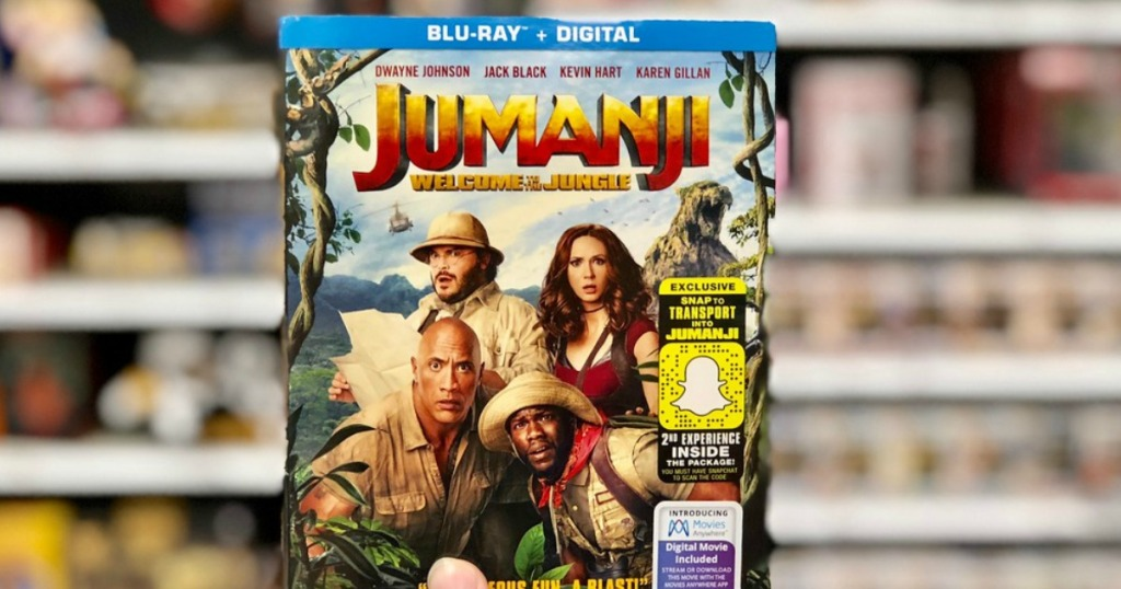 Buy One, Get One FREE Select Blu-ray Movies at Best Buy