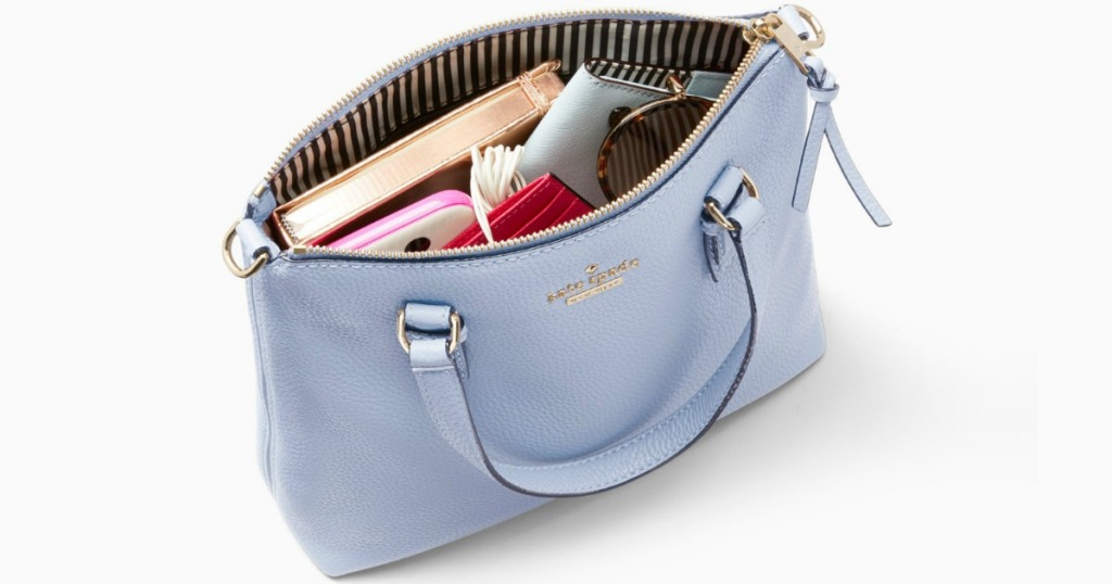 f188ed61b6ad 50% Off Kate Spade Leather Handbags + Free Shipping