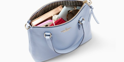50% Off Kate Spade Leather Handbags + Free Shipping