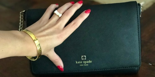 Up to 60% Off Kate Spade Bags & Wallets + Free Shipping
