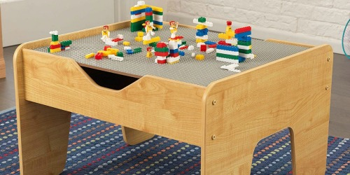 KidKraft Activity Table AND 200 Blocks Only $50.99 (Regularly $110) + More