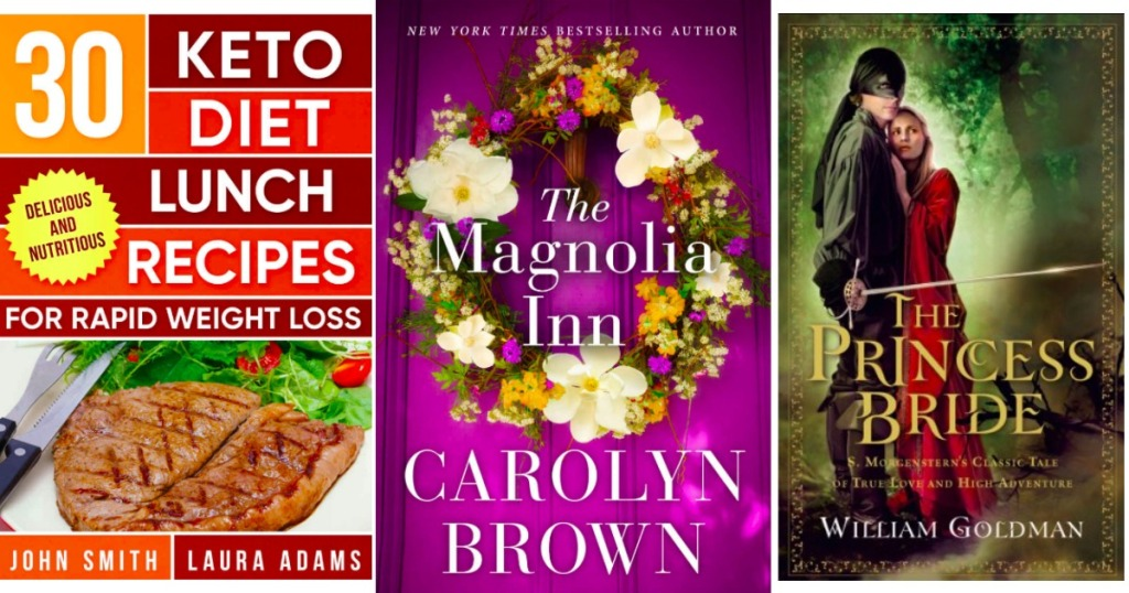 Spend $20 on Kindle eBooks, Get a FREE $5 Credit